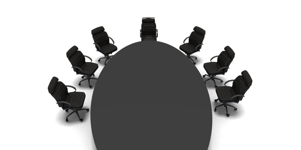 More Women Sitting on Executive Boards